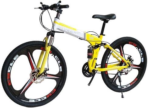 PengYuCheng Bicicleta de montaña de Acero al Carbono de una Rueda ...