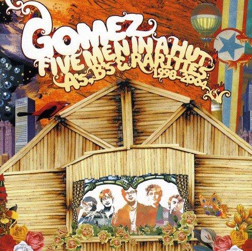 CD : Gomez - Five Men In A Hut (singles 1998-2004) (Portugal - Import, 2PC)