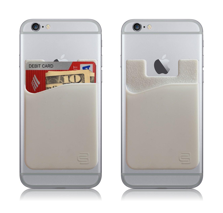37e0829b24b Amazon.com  CardBuddy Stick On Card Holder Wallet