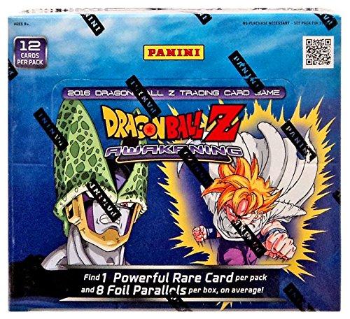 DBZ Awakening Booster Box - 2016 Panini Dragonball Z TCG Card Game Photo