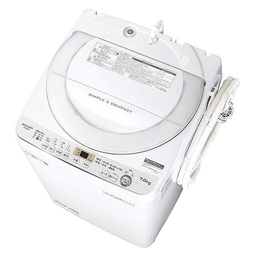 シャープ 洗濯機 ES-GE7C