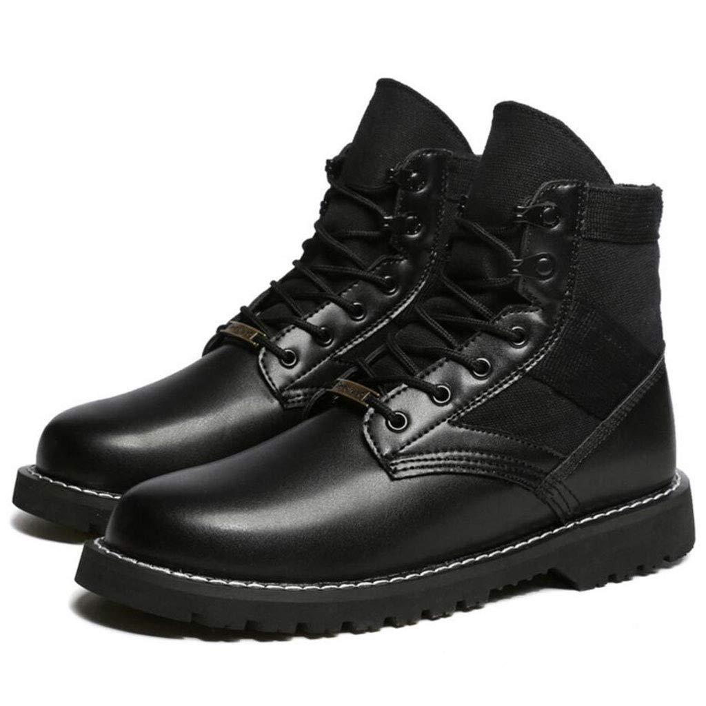 XxoSchuhe Leichter taktischer Stiefel der Männer dauerhafter Breathable Schuh für Das Wandern der Laufenden Wüsten-Größe 35-47