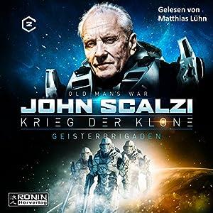 Geisterbrigaden (Krieg der Klone 2) Hörbuch