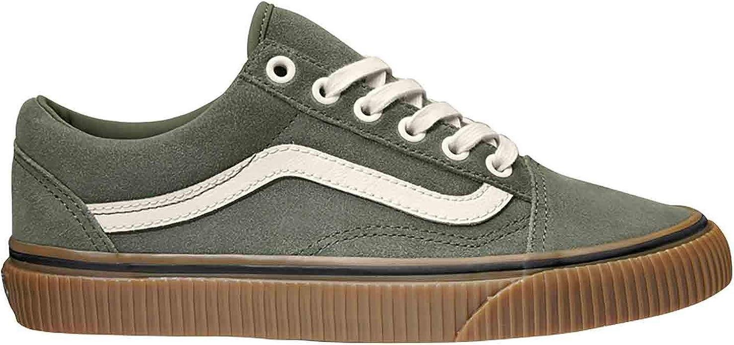 Vans Old Skool Sneakers Herren Grau