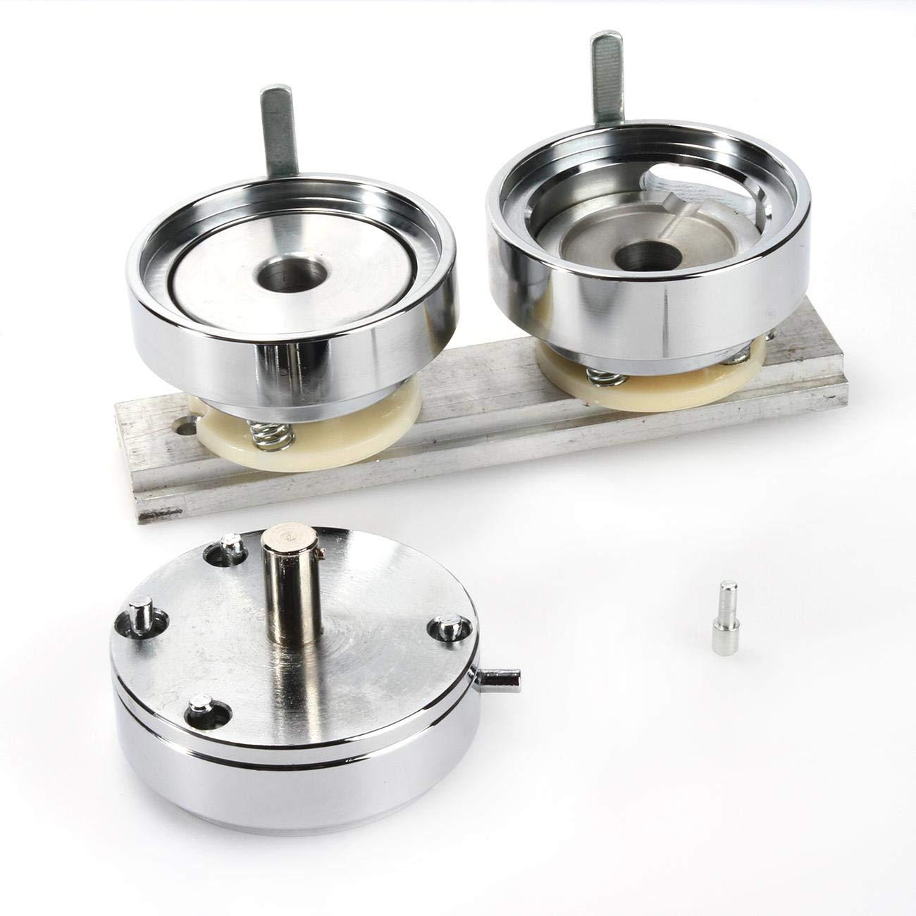 58mm Badge Button Making Mould Machine Punch Press Machine Die Mould kit