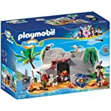 Playmobil - 4797 - Super4 - Caverne Des Pirates