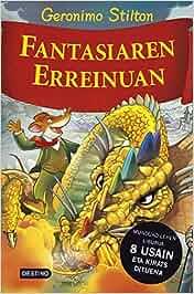 Fantasiaren erreinuan (Libros en euskera): Amazon.es