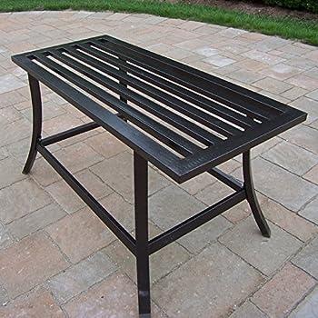 Amazon Com Belleville Fts80721 Ceramic Tile Top Outdoor