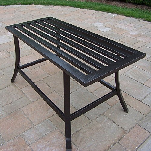 Oakland Living Rochester Coffee Table, 36 by 16-Inch by Oakland Living