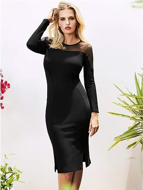 1bebd2fe8a Marciano Guess by Women s Gilat Mesh Bodycon Dress  Amazon.ca ...