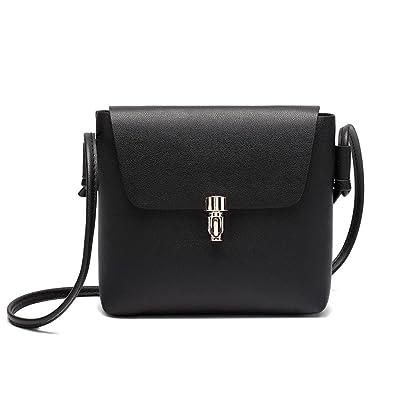 Wobuoke Fashion Soft Leather Smartphone Wristlet Cross Body Wallet Clutch  Women Wristlet with Card Slots  8f0d582afe064