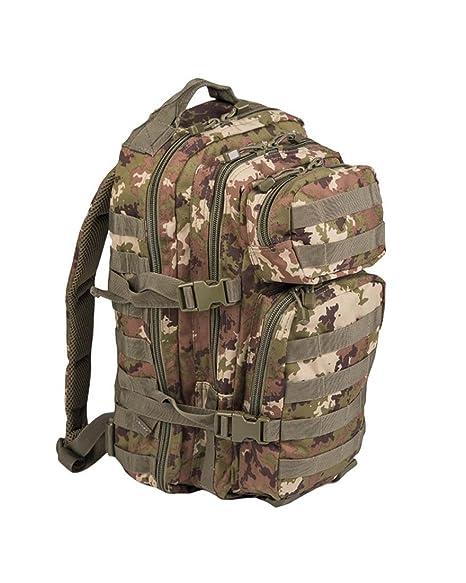b294f86bf9c Amazon.com  Mil-Tec Tactical Backpack 20 Liter Vegetato Woodland ...
