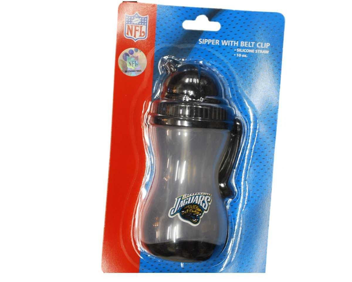 安い購入 Jacksonville Sippy Jaguars Jacksonville NFLブラック10オンスSipper Sippy Cup Cup withベルトクリップ B00JPK88XC, ブランド古着販売ピックアップ:bd752c2a --- a0267596.xsph.ru
