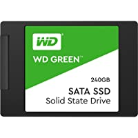 Western Digital WDS240G2G0A 240GB SATA III 6GB/s 2.5 7mm Internal SSD (Green)