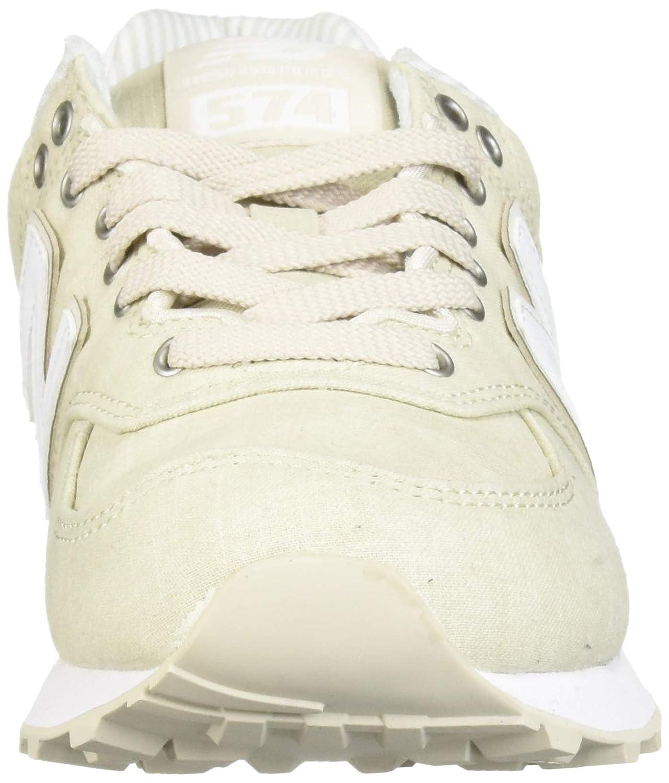 New Balance574v2-574v2 Damen Beige (Moonbeam Weiß) 39.5 39.5 39.5 D EU 8e6d3c
