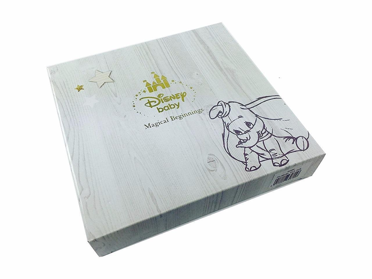 No Personalisation ukgiftstoreonline Disney Baby Photo Album Mickey Mouse Boxed