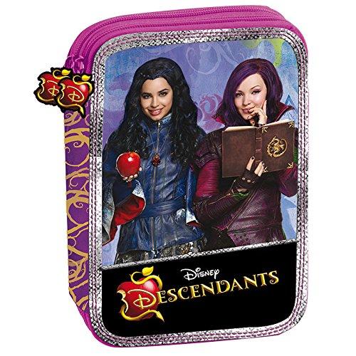 Plumier Descendientes Descendants Disney Good Bad doble ...