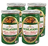 Cheap Premium Balsamic Habanero Roasted Mixed Nuts (4 Pack, 26oz) by Schlagers