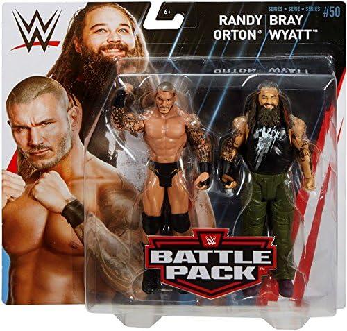 Randy Orton Basic Battlepacks Series 14 WWE Mattel Wrestling Figure