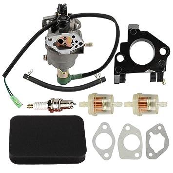 Carb Carburetor for Honda EB3500 EB3500X EB3800 EM3500X EM3500SX Generator