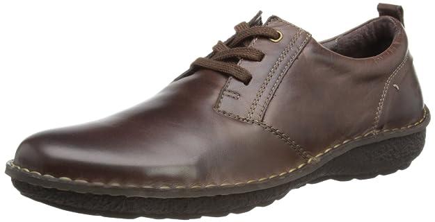 Santiago M7B I16, Chaussures Lacées Hommes, Marron (Olmo), 40 EUPikolinos