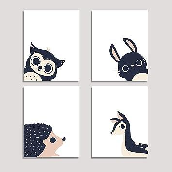 Music wall art Nursery prints Children/'s wall art A musical road trip Nursery music theme Nursery wall art Woodland animals