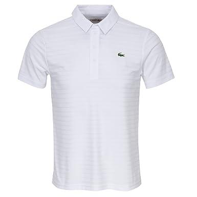 eca1b325 Lacoste Sport - Men's Short Sleeves Polo - DH8132: Amazon.co.uk: Sports &  Outdoors