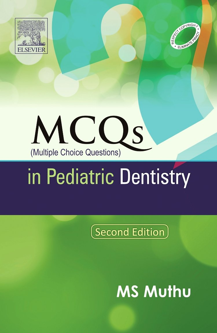 Buy MCQs in Pediatric Dentistry Book Online at Low Prices in India | MCQs  in Pediatric Dentistry Reviews & Ratings - Amazon.in