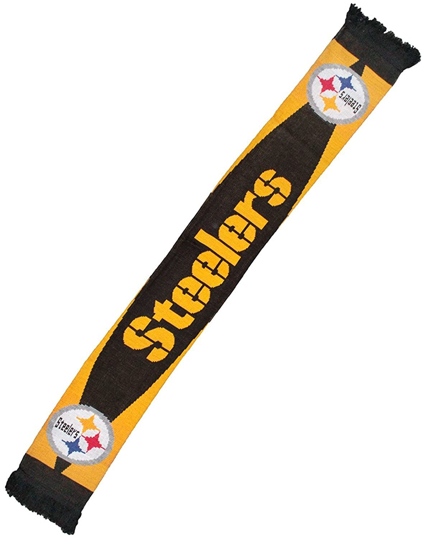 Gift Ideas offizielle Pittsburgh Steelers Schal-ein tolles Geschenk f/ür Football-Fans