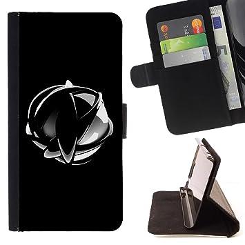 For LG G2 D800 Case , Resumen cromo Esfera- la tarjeta de ...