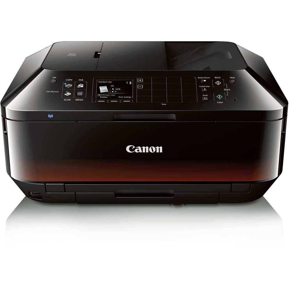 Canon Office and Business MX922 All-In-One Printer, Wireless and mobile printing (Renewed) by Canon