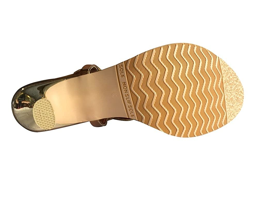 Schritt N Style Brautschmuck Sexy Sexy Brautschmuck Strass Spitze Netz Peep Toe Stiletto Heel indischen Schuhe Kupfer 8553fd