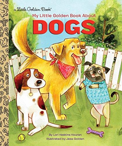 My Little Golden Book About (German Shepherd Chihuahua)