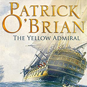 The Yellow Admiral Audiobook