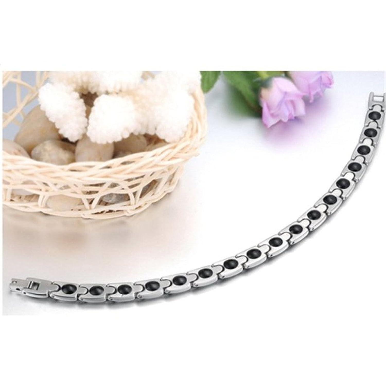 Feraco Titanium Magnetic Therapy Bracelet Image 3