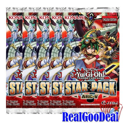 yugioh pack lot - 7