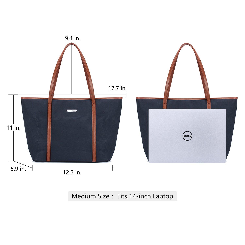 464ec8447c733 Amazon.com  Desanissy Basic Medium Travel Tote Shoulder Bag for Women