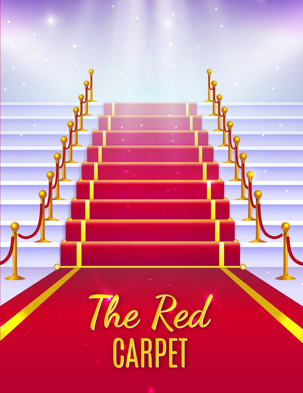 Download The Red Carpet: Actress Actor Movie Cinema Journal Book Ruled Lined Page For Kids Boy Teen Girl Women Men Superstar Great For Writing Film Diary Award ... x 11 Inches) (Red Carpet Notebook) (Volume 3) pdf epub
