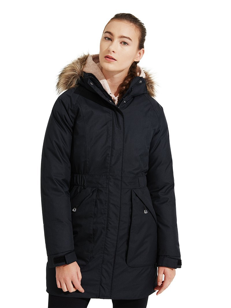 Live Out There OUTERWEAR レディース B076T4ZFYM M|Stretch Limo Stretch Limo M