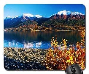 Lake Clark National Park, Alaska Mouse Pad, Mousepad (Lakes Mouse Pad)