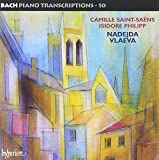 Bach Piano Transcriptions Vol. 10