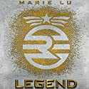 Legend (Legend 1) Audiobook by Marie Lu Narrated by Lise Ravn