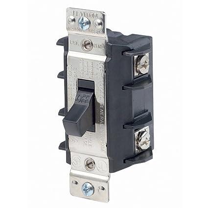 Leviton MS302-DS 30 Amp, 600 Volt, Double- Pole, Single Phase AC ...