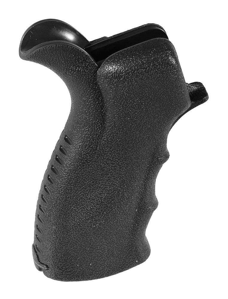UTG Pistolengriff Model 4/15 Ergonomic Pistol Grip - Empuñadura para armas de caza, color negro RB-TPG269B