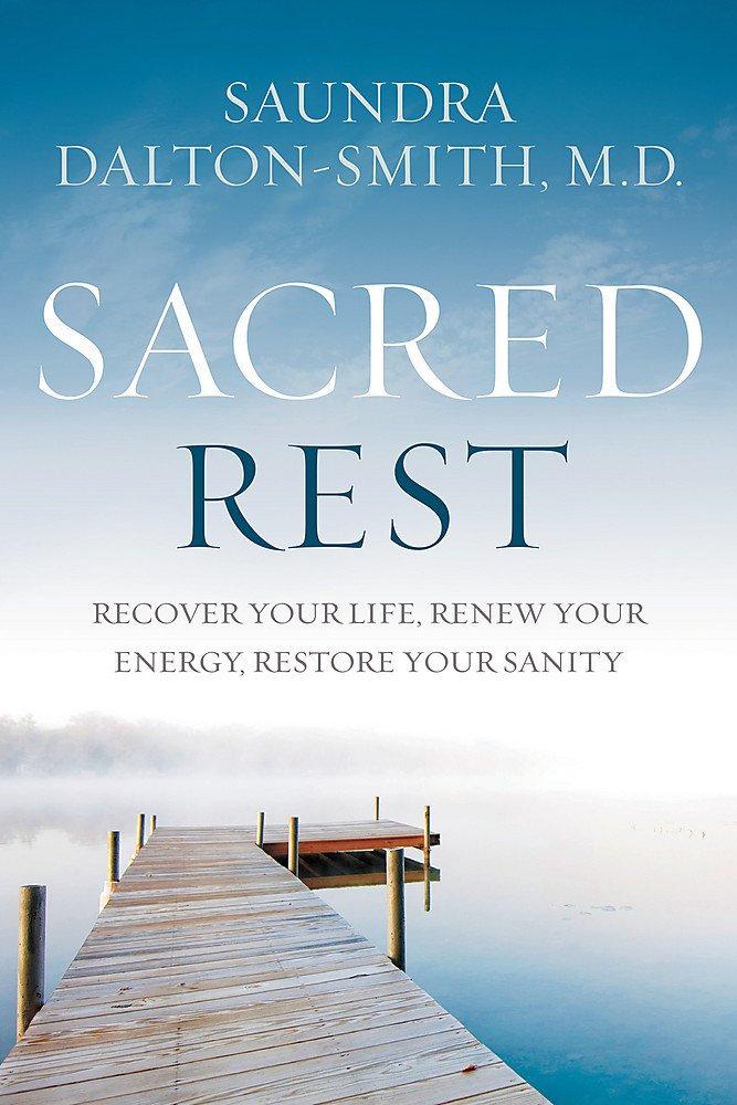 Sacred Rest Recover Energy Restore product image