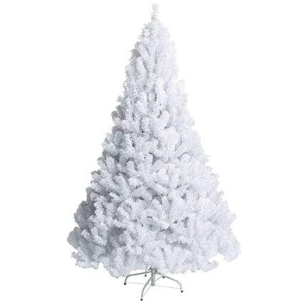 Amazon Com Mimi King Christmas Tree White Classic Snowy White Xmas