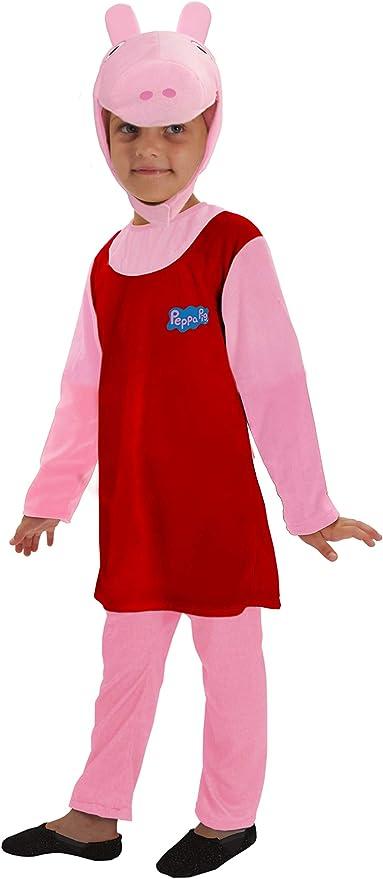 Ciao - Peppa Pig Original Kostüm für Mädchen (Größe 2-3