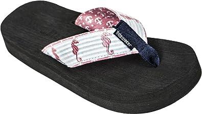 d64fd1352 Tidewater Sandals Women s Seahorses Flip Flop
