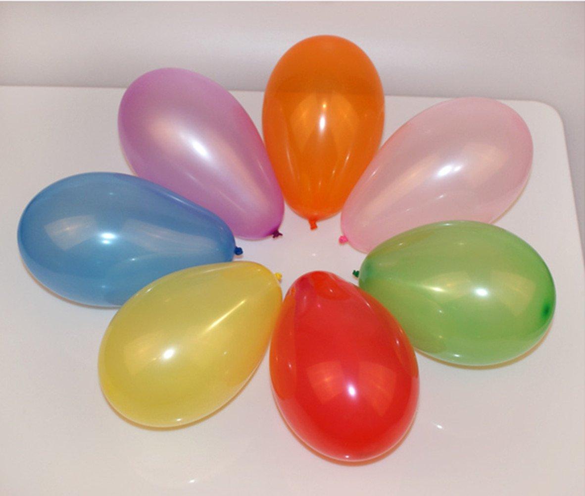 Water Balloon Filler Party Supplies Douqu Water Fun Balloons Bulk 1000Pcs//Pack Vibrant Colors
