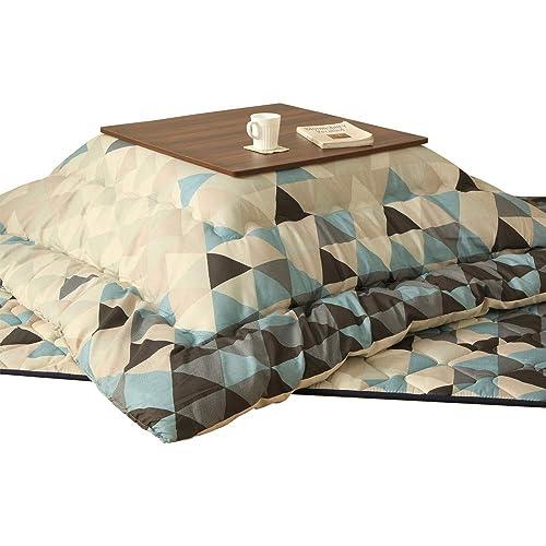 アイリスプラザ こたつ布団掛け敷き2点セット